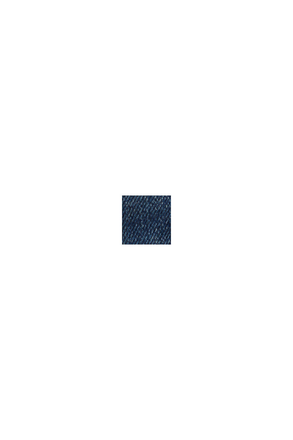 Basic-Jeans mit Stretch, BLUE DARK WASHED, swatch