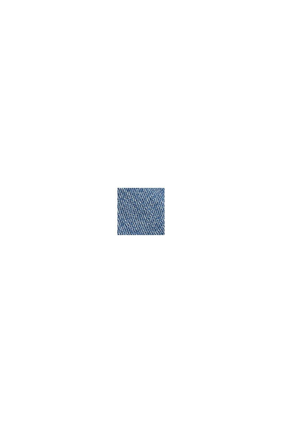 Basic-Jeans mit Stretch, BLUE MEDIUM WASHED, swatch