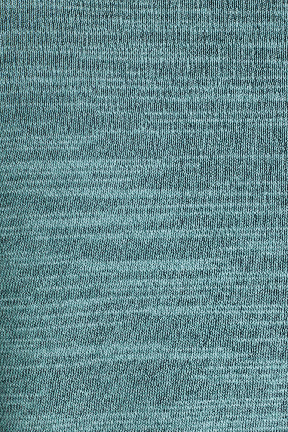 Sweaters, TURQUOISE, detail image number 4