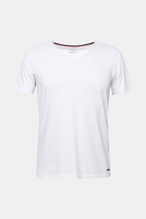 Basic jersey T-shirt, 100% cotton