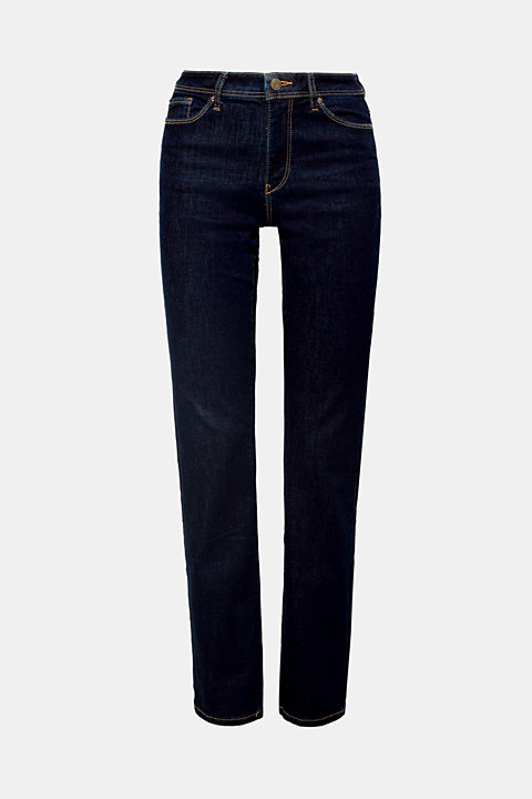 Super stretch jeans made of organic cotton