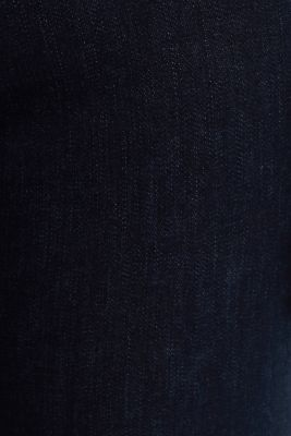Stretch jeans with organic cotton, BLUE RINSE, detail