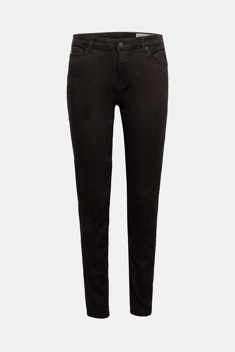 These skinny jeans with gently processed, premium organic cotton are a fantastic style element for your outfit ideas!