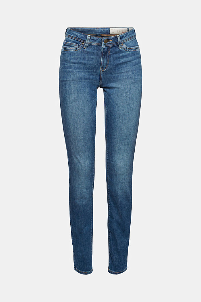 Basic stretch jeans, recycled