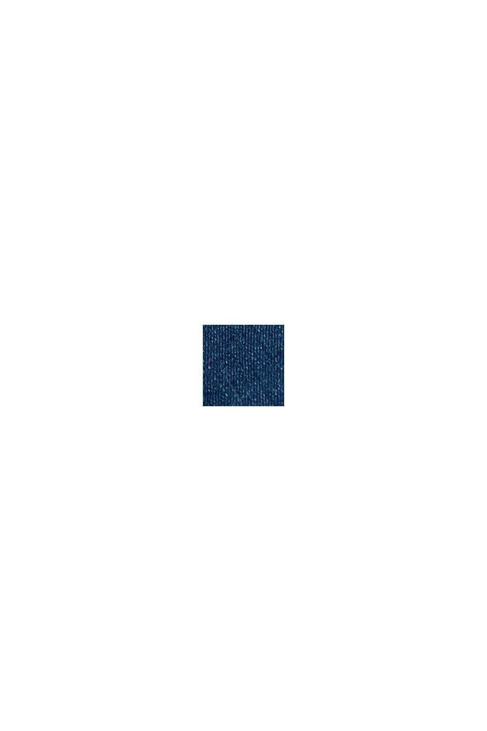 Vaqueros elásticos con diseño básico, reciclados, BLUE MEDIUM WASHED, swatch