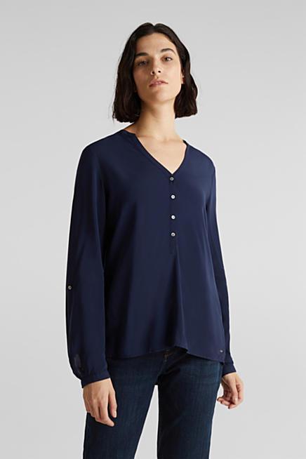 Blusen   Tuniken für Damen im Online Shop entdecken   ESPRIT f52b1daa51