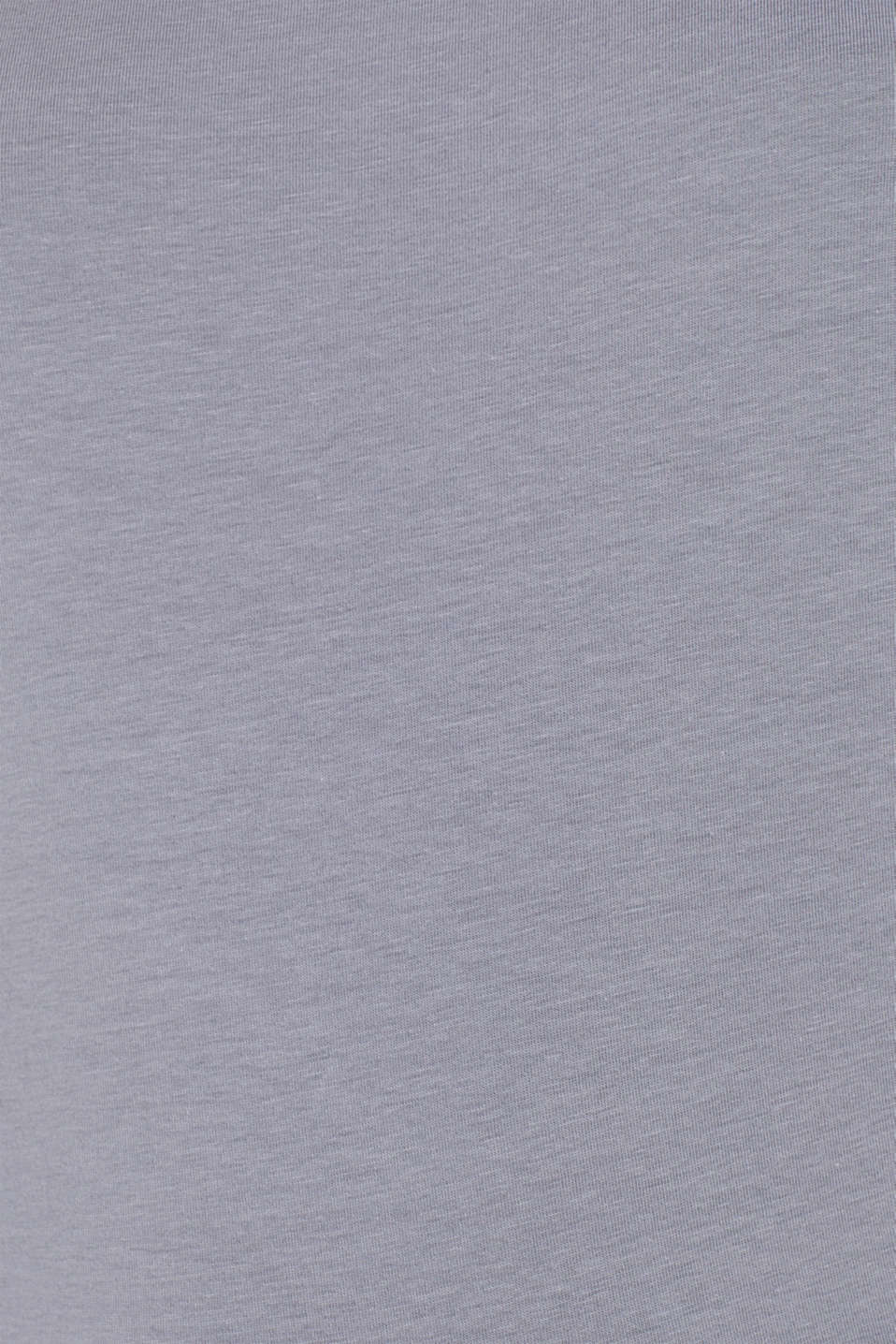 Basic long sleeve top with stretch, GUNMETAL 4, detail image number 4