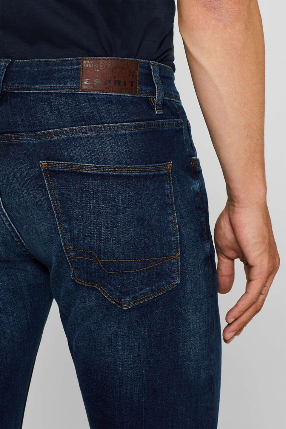 Pants denim, BLUE MEDIUM WASH, detail image number 3