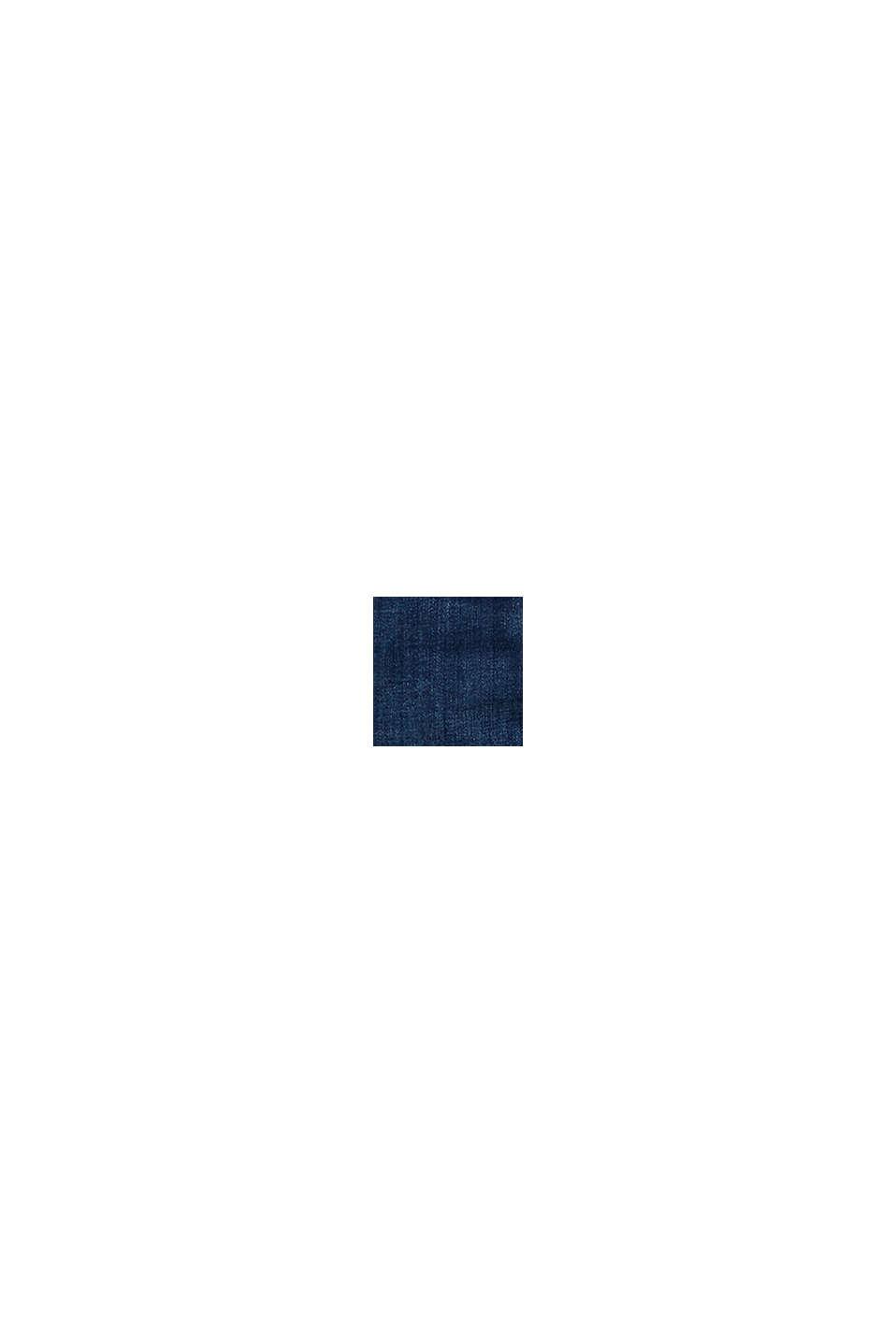 Jeans elasticizzati con cotone biologico, BLUE MEDIUM WASHED, swatch
