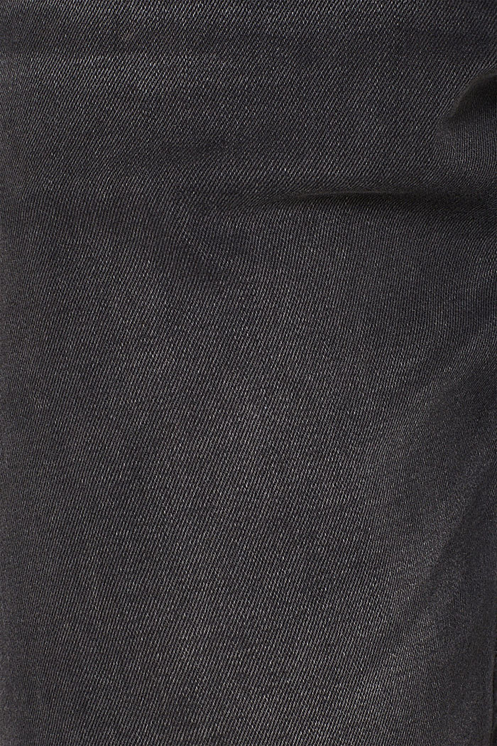Stretch-Jeans mit Organic Cotton, GREY MEDIUM WASHED, detail image number 4