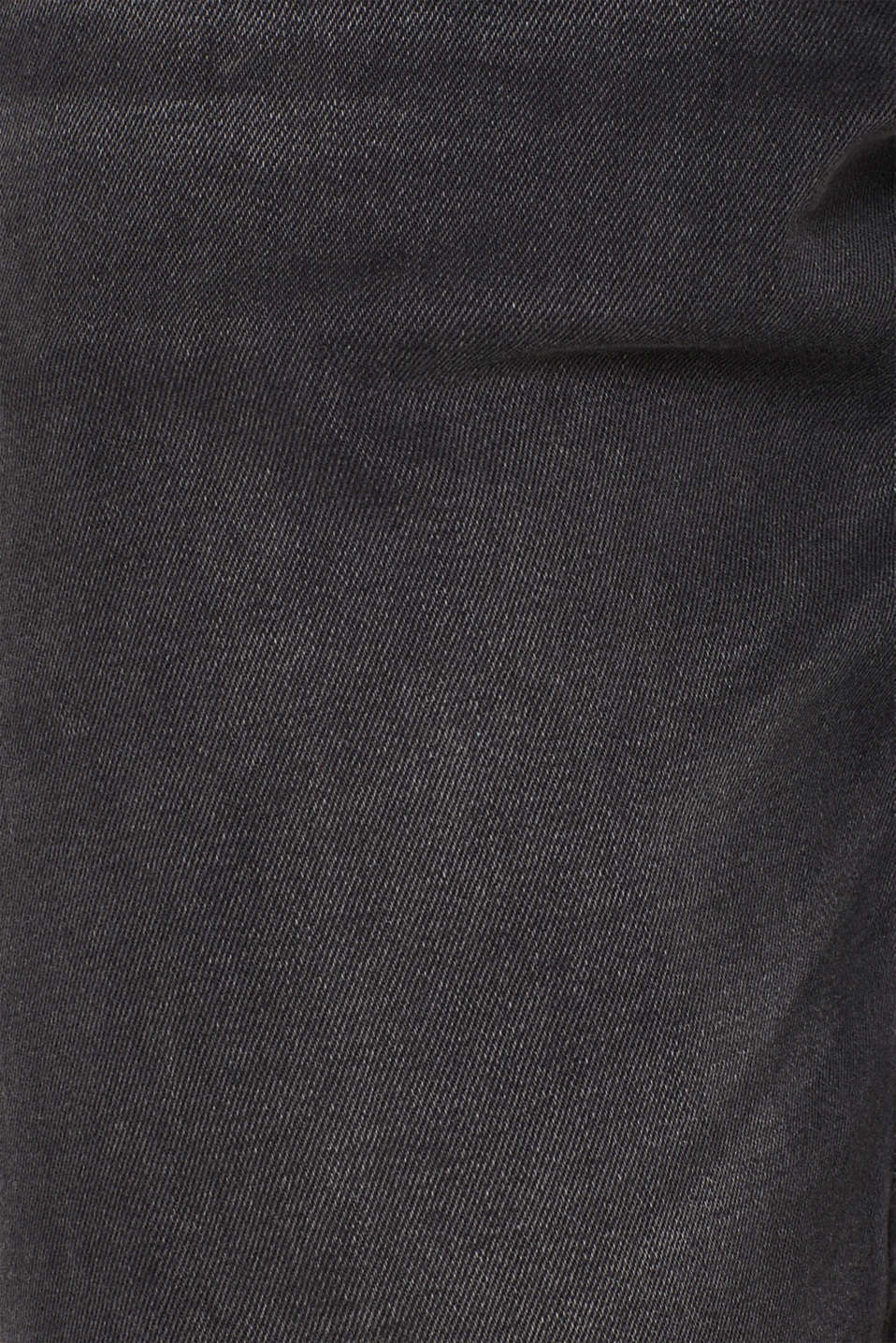 Stretch jeans containing organic cotton, GREY MEDIUM WASH, detail image number 4