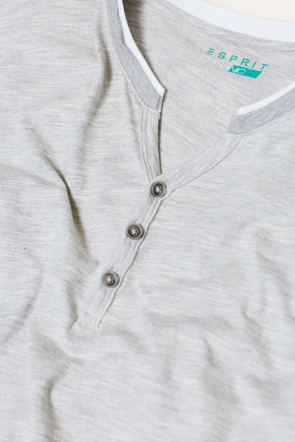 Layer-Shirt aus Jersey, mit Organic Cotton