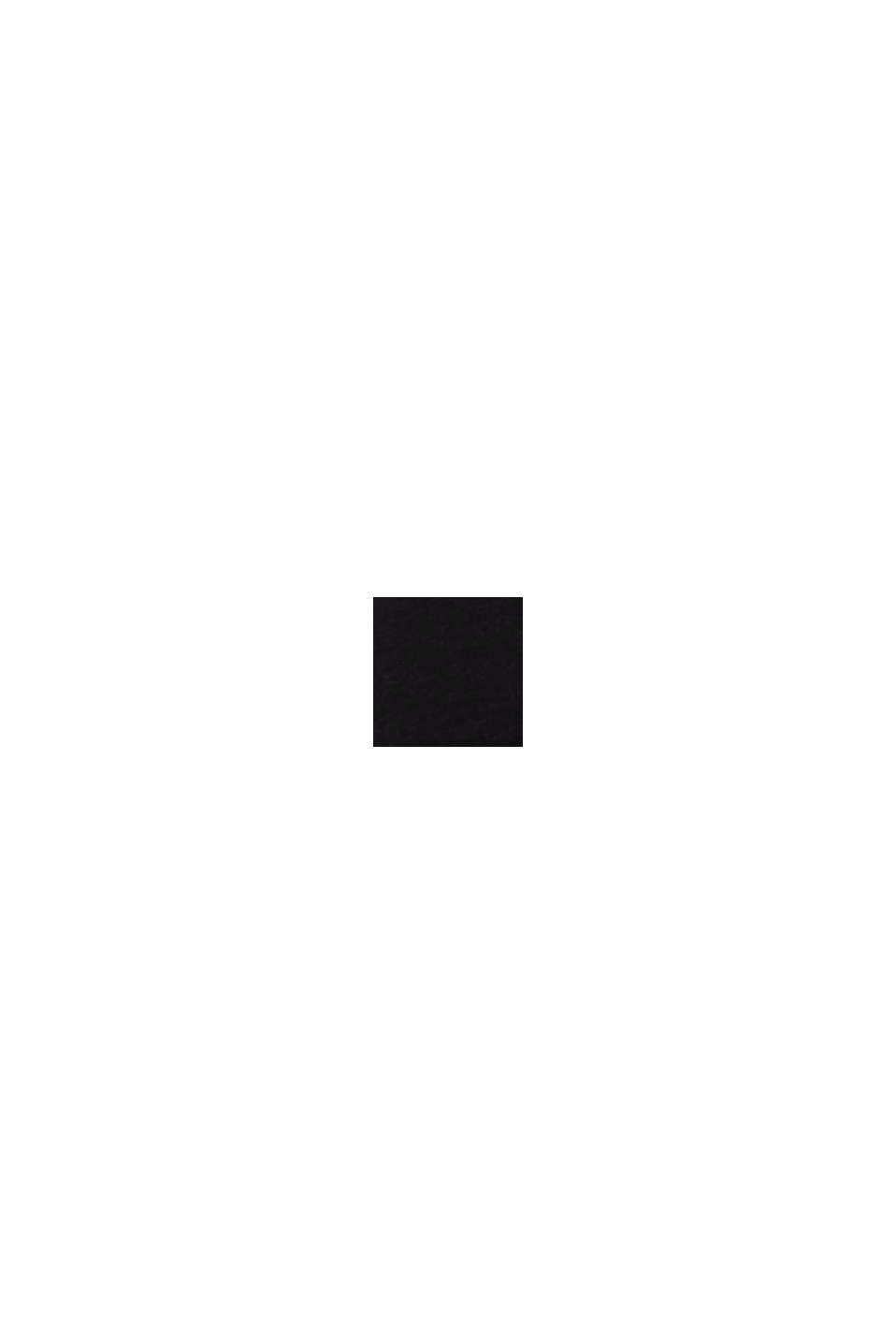 Wattierter Bügel-BH mit Bundblende, BLACK, swatch