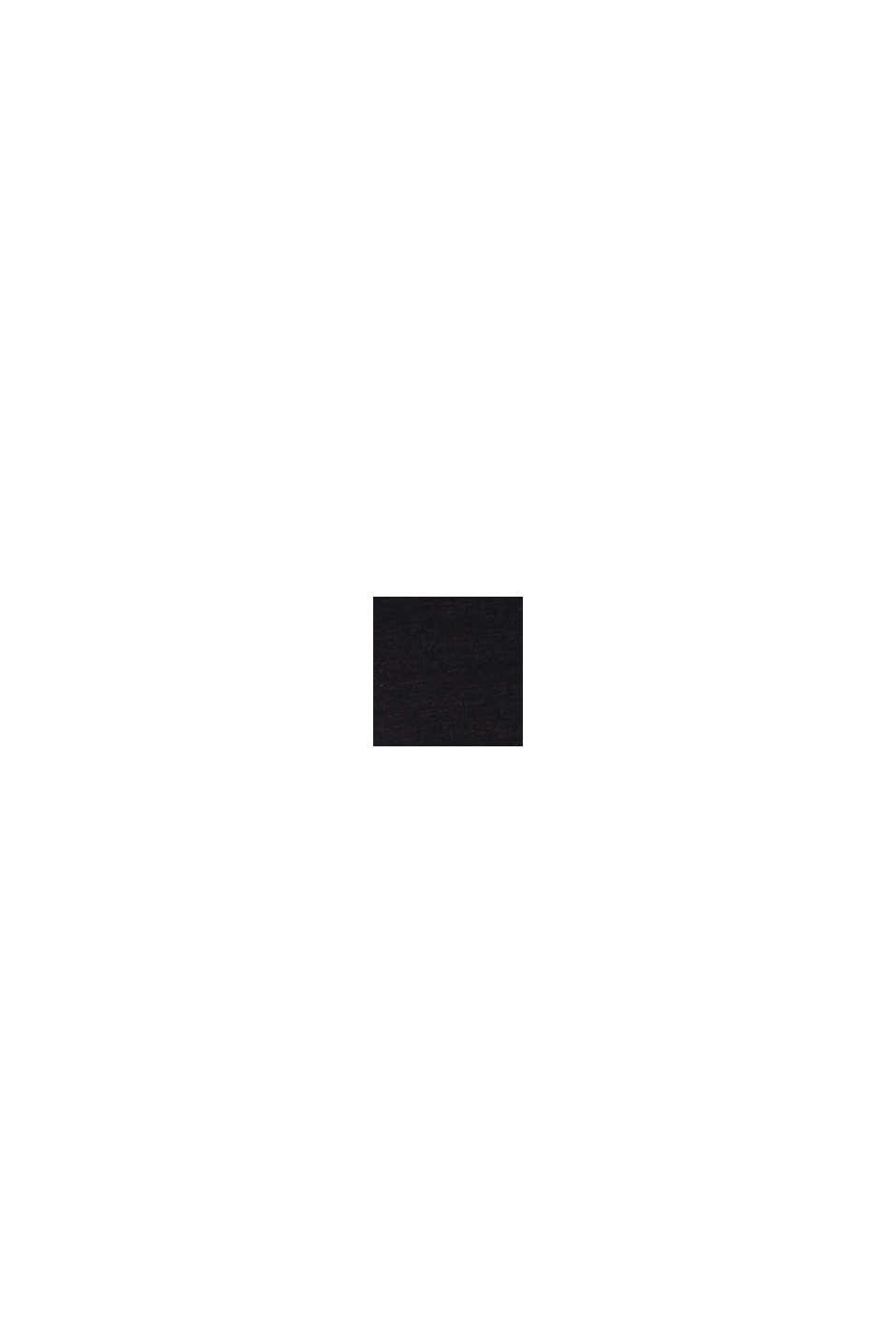 Culotte corte dal look semplice, BLACK, swatch