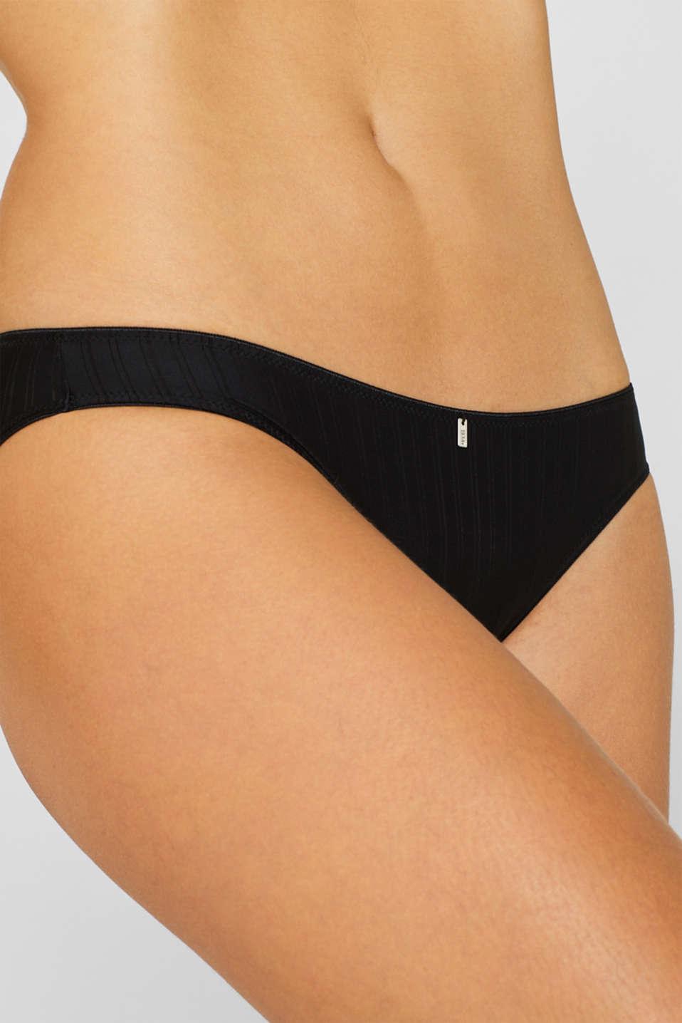 Bottoms n/a, BLACK, detail image number 1