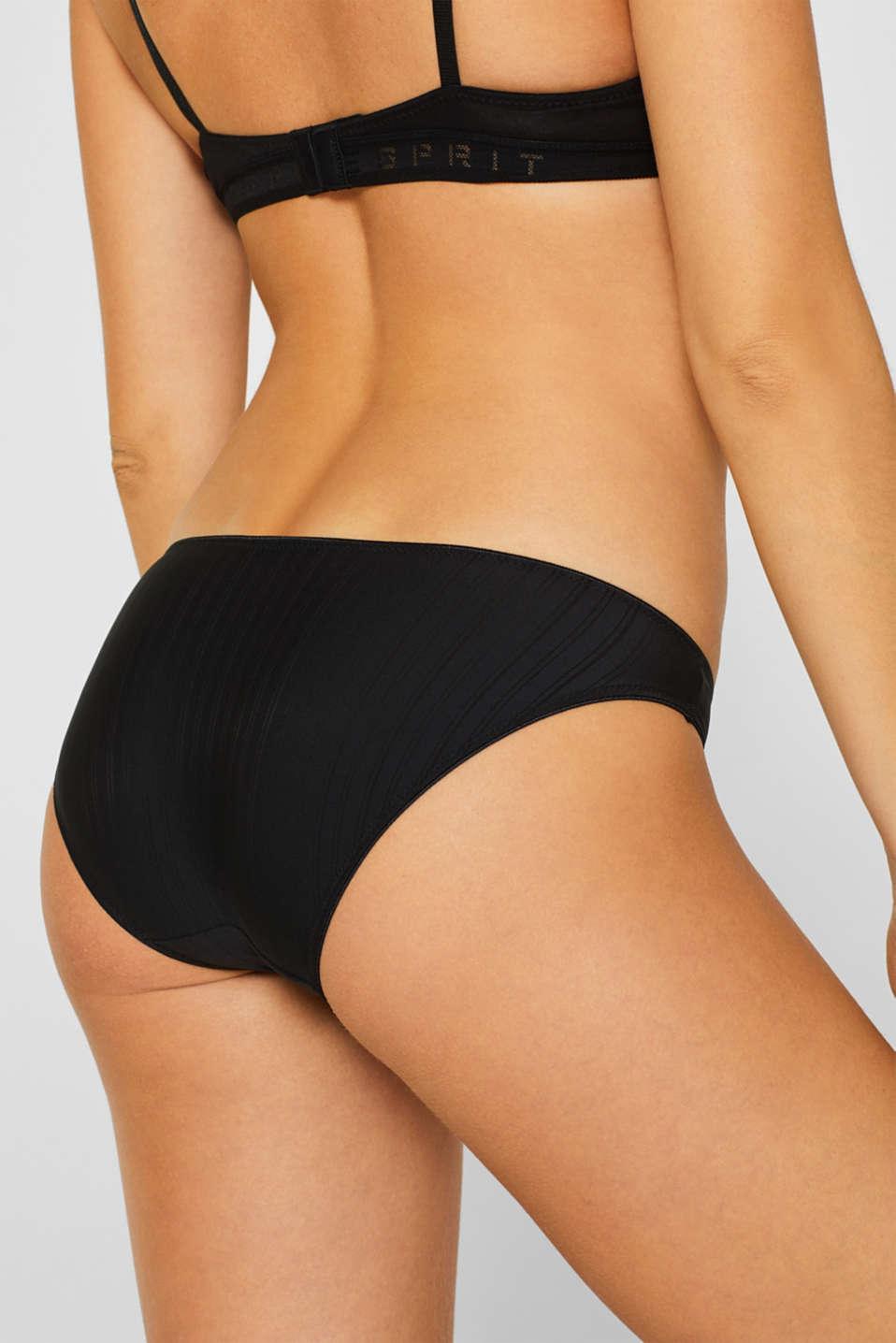 Bottoms n/a, BLACK, detail image number 3
