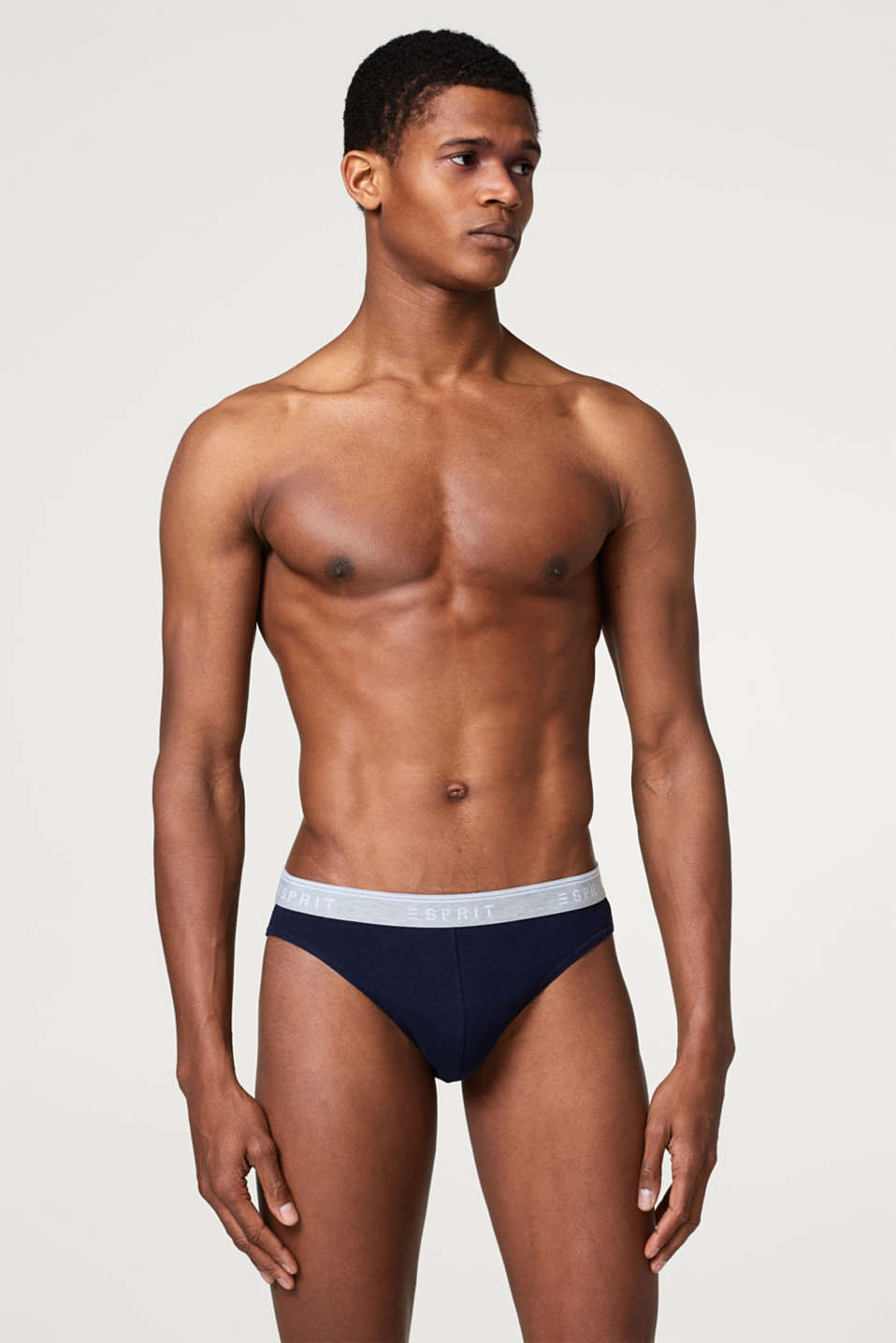 Esprit - Slim fit stretch cotton briefs
