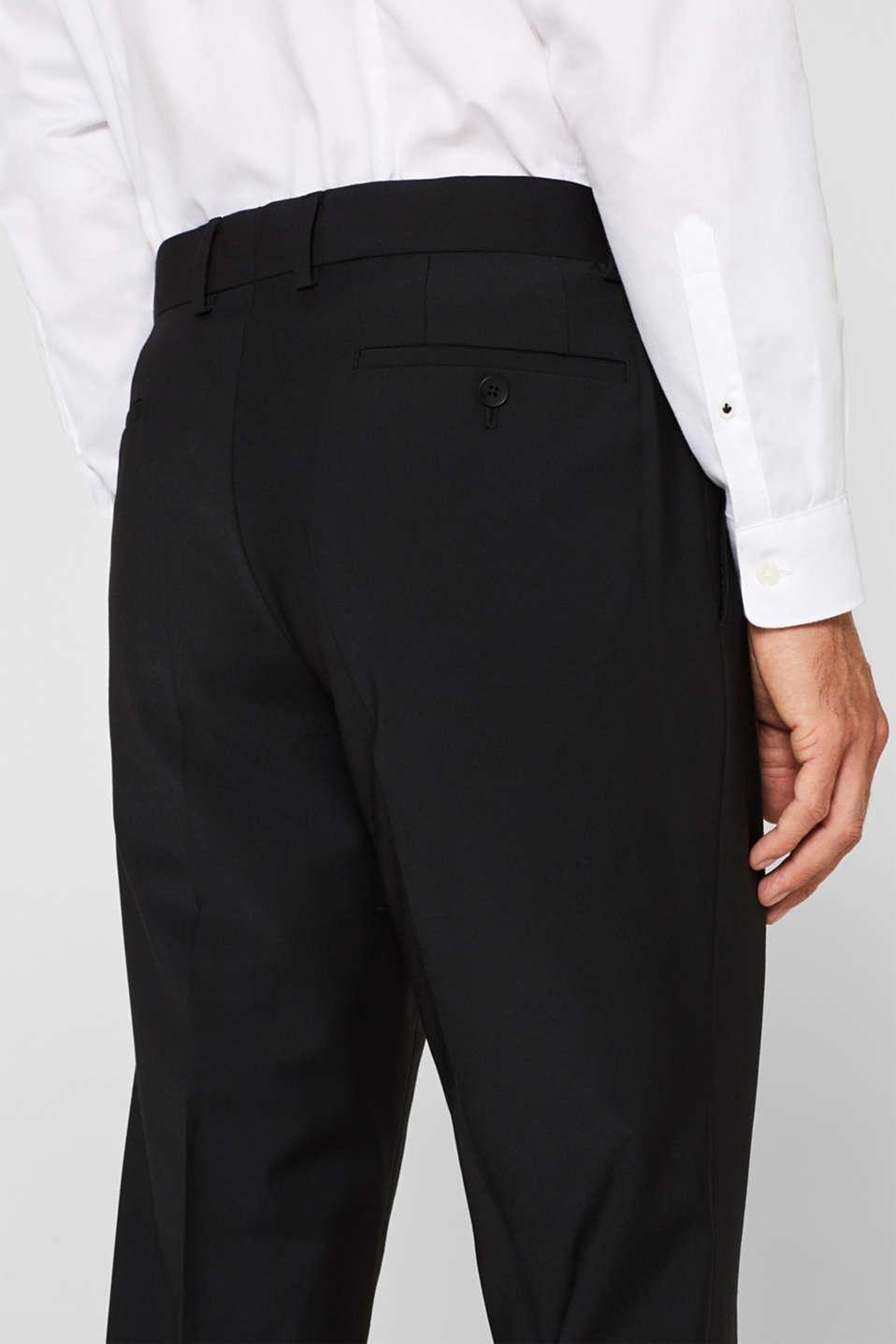 Pants suit, BLACK, detail image number 3