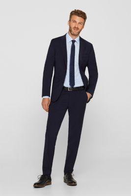 Poplin shirt in 100% cotton, LIGHT BLUE, detail