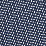 Gemustertes Hemd aus 100% Baumwolle, NAVY, swatch