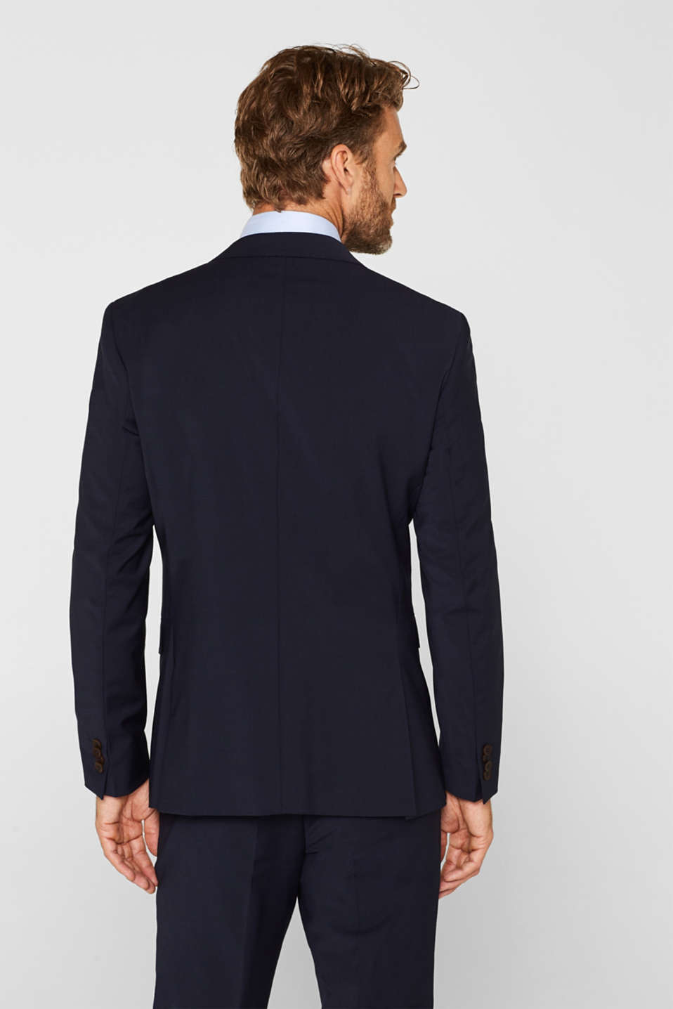 Blazers suit, NAVY, detail image number 3