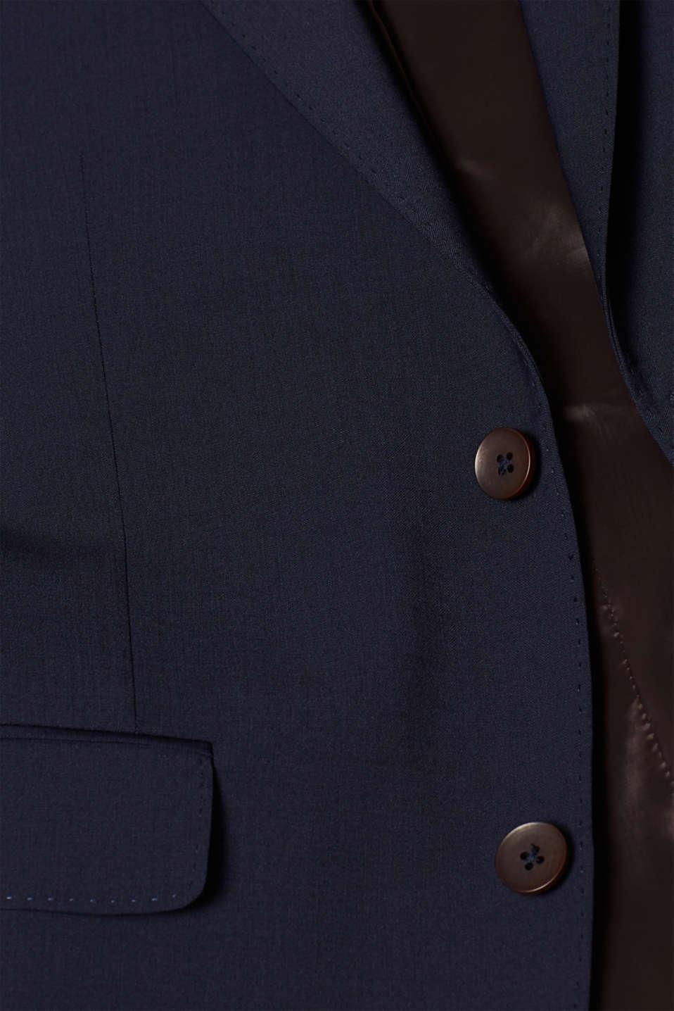 Blazers suit, NAVY, detail image number 4
