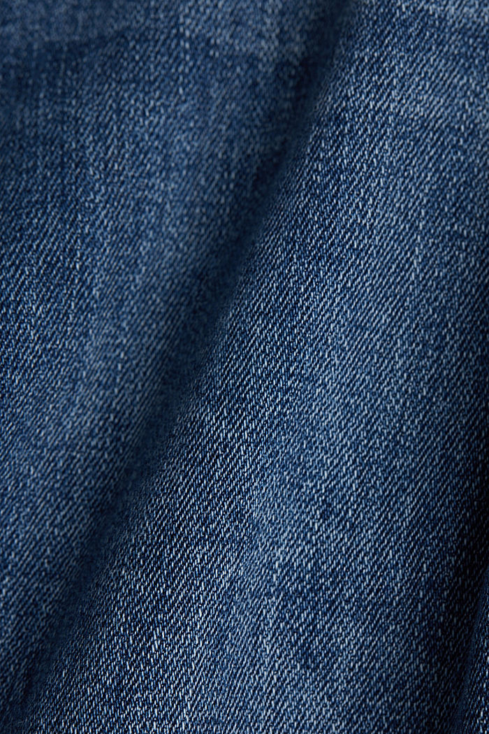 Jeans mit Organic Cotton, BLUE MEDIUM WASHED, detail image number 4