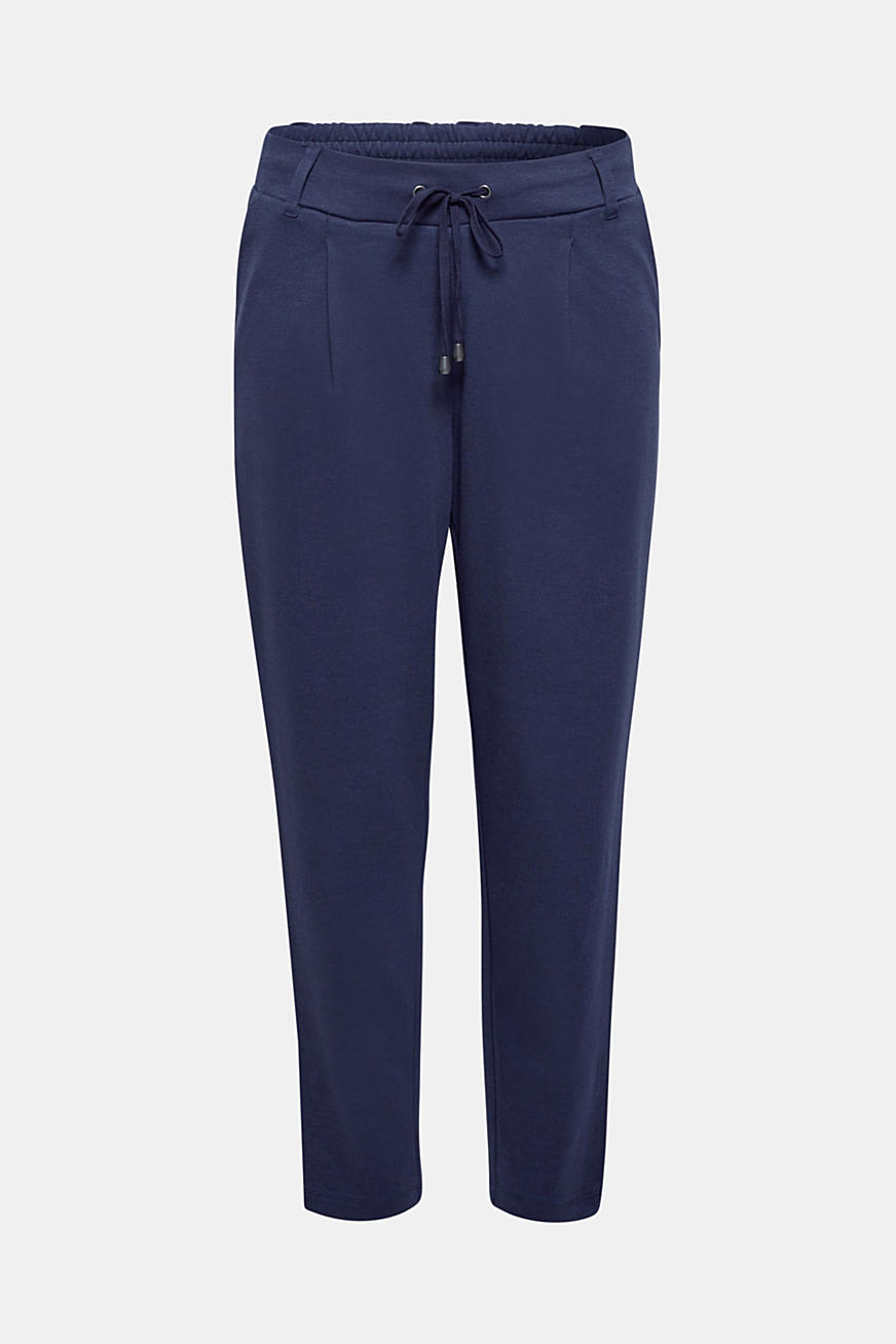 Pantalon stretch de style jogging