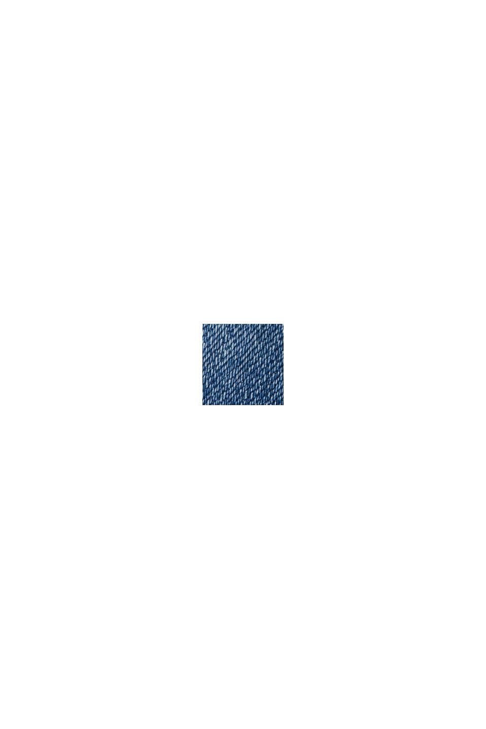 Jean stretch à effets usés, BLUE LIGHT WASHED, swatch