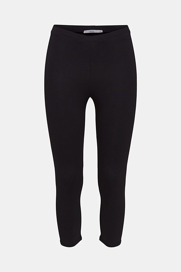 Capri-Leggings mit Stretch