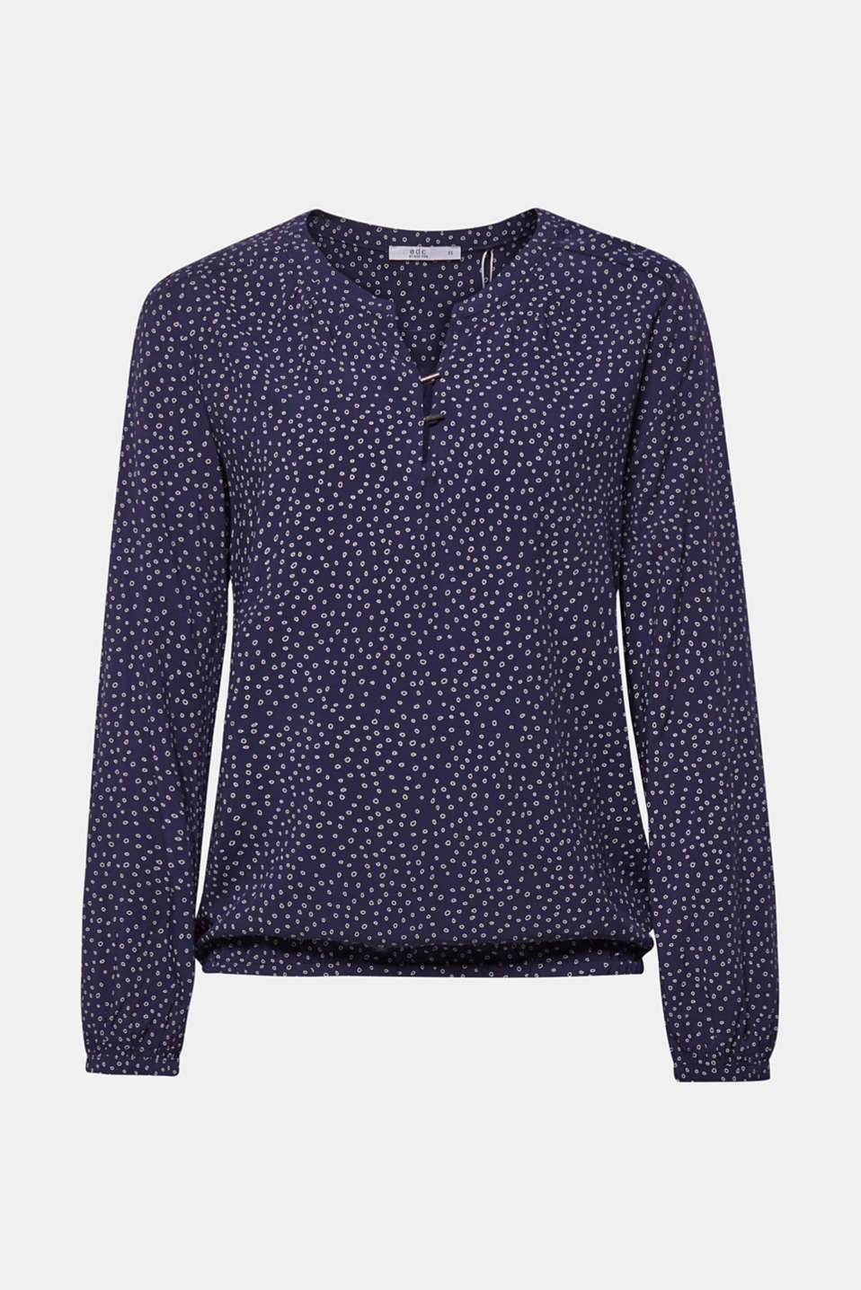 Blouses woven, NAVY, detail image number 9