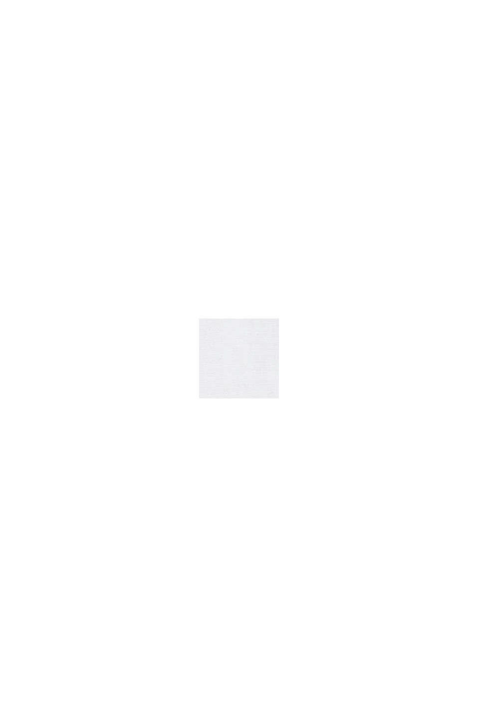 Hemdbluse mit Stretch, WHITE, swatch