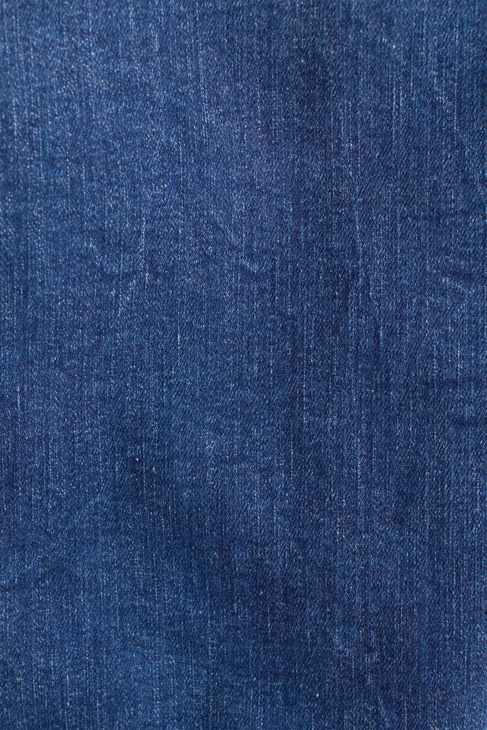 Denim jacket in a washed look, BLUE MEDIUM WASH, detail image number 4