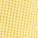 Jumper with a rice grain texture, YELLOW, swatch