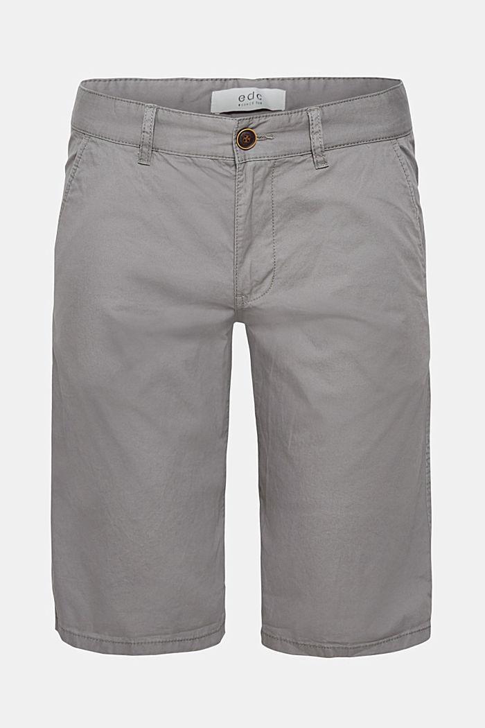 Shorts mit Organic Cotton, DARK GREY, detail image number 0