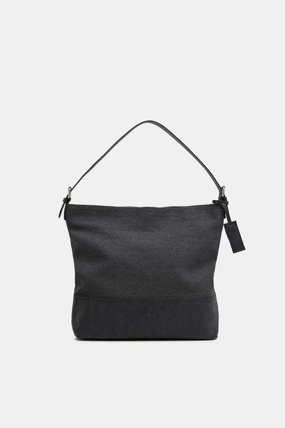 Esprit - Cotton hobo bag
