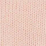 Knitted beanie in 100% cotton, BLUSH, swatch