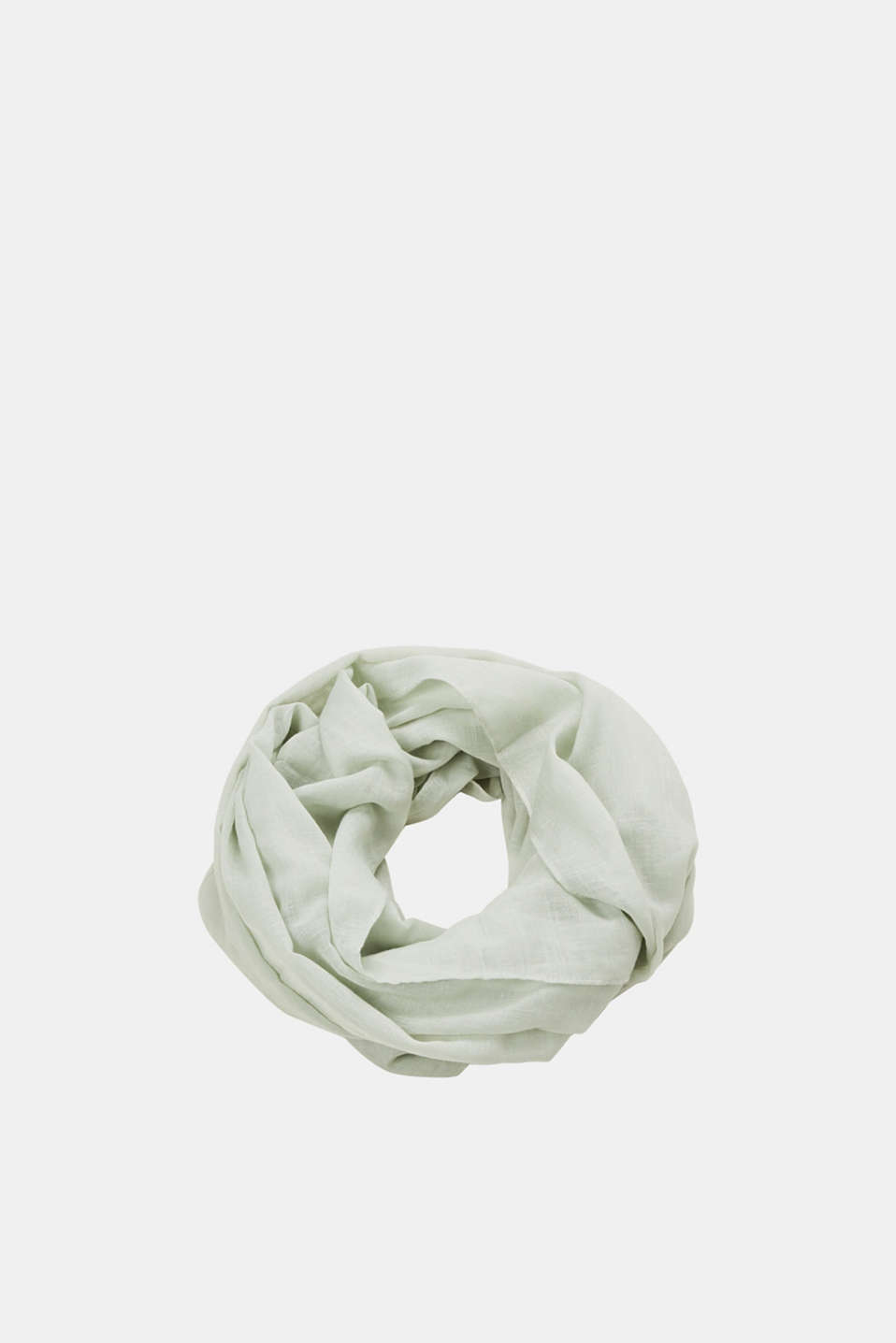 Esprit - Snood made of 100% cotton
