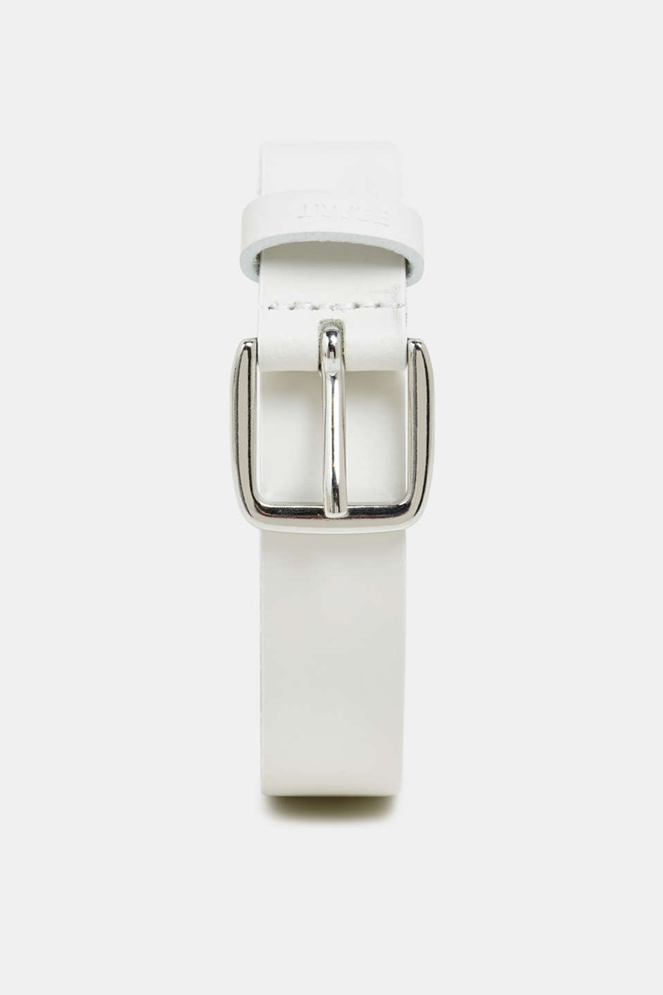 Esprit - Narrow leather belt