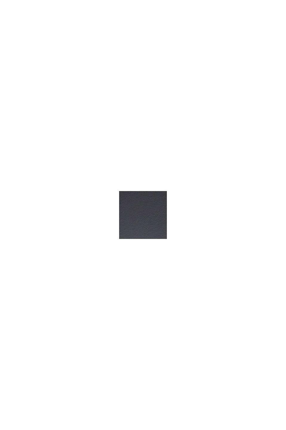 Ceinture business en cuir, BLACK, swatch