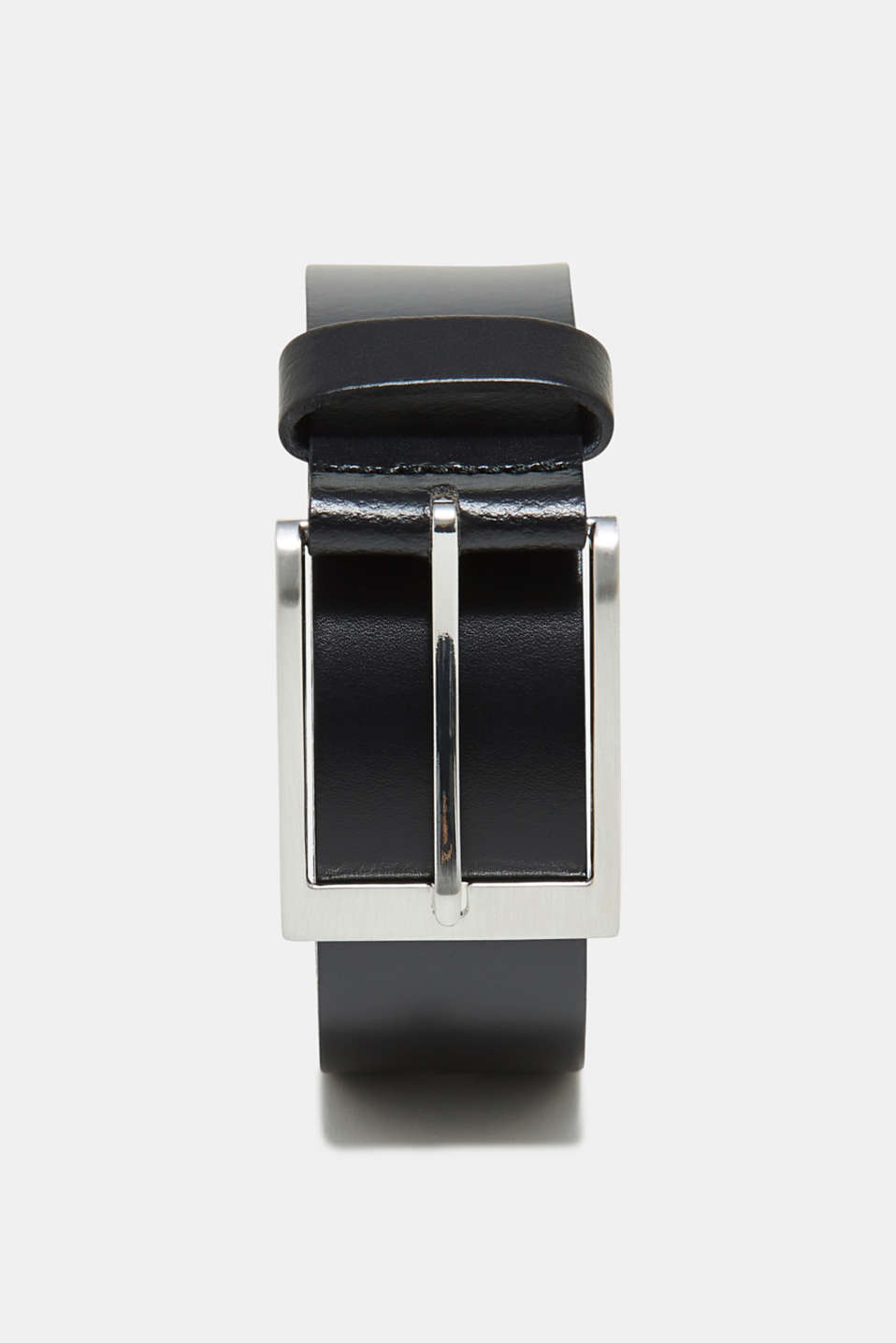 Esprit - Basic smooth leather belt