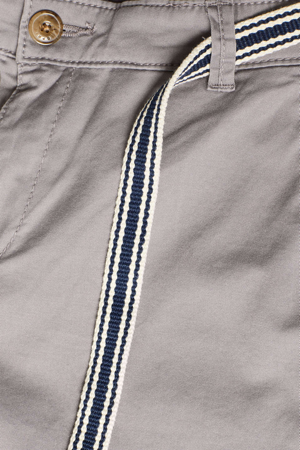 Pants woven, LIGHT GREY, detail image number 4