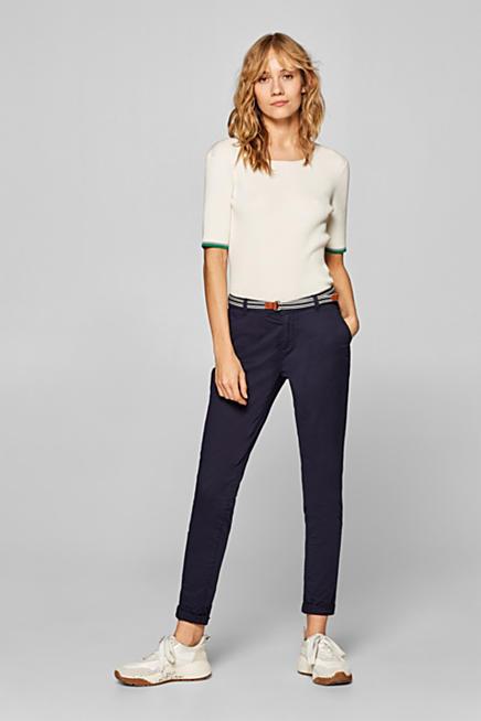 3196f478e36d0 Esprit : Pantalons femme sur notre boutique en ligne | ESPRIT