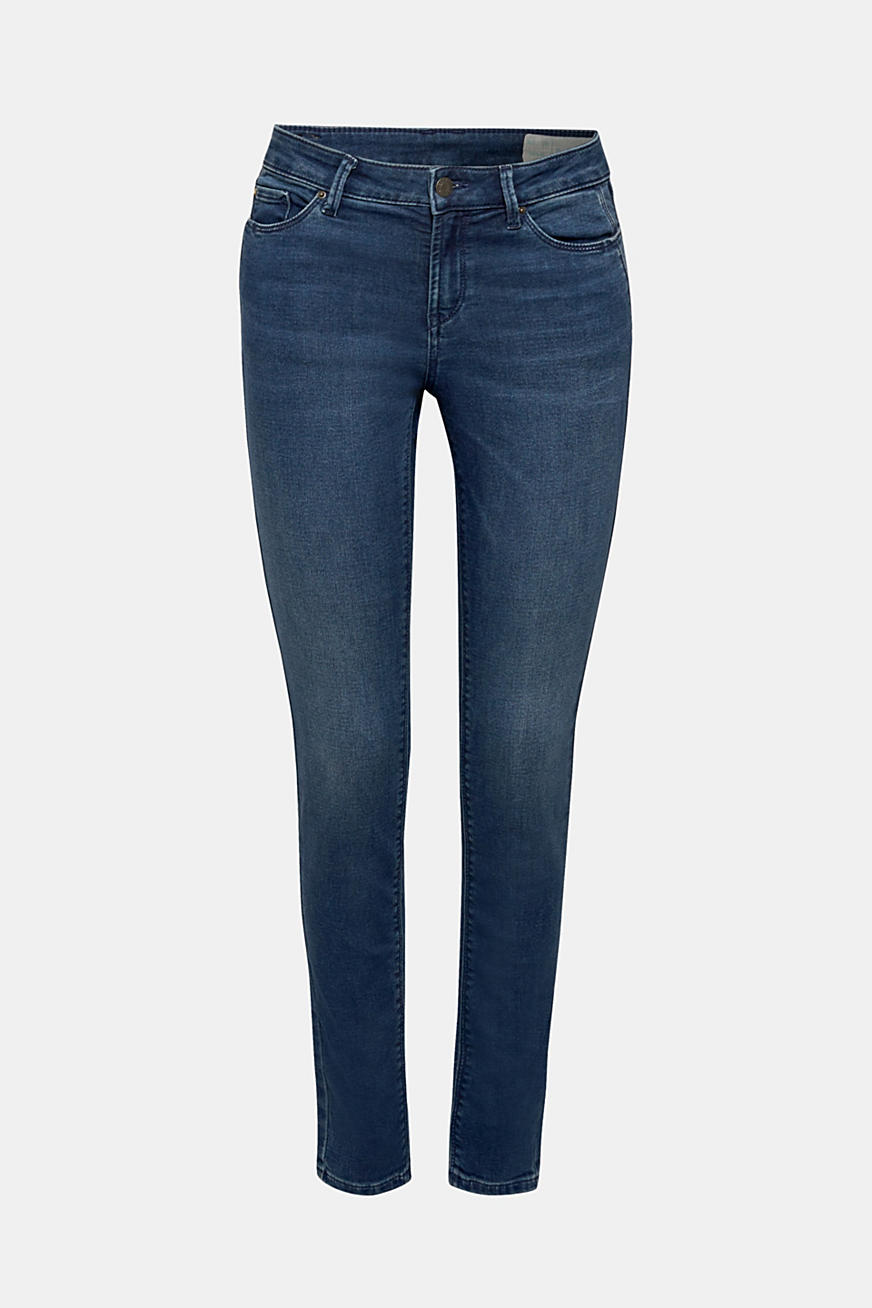Jogger jeans met superstretch