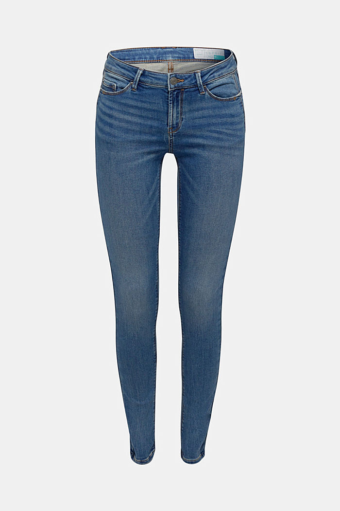 Tracksuit bottom jeans with super stretch