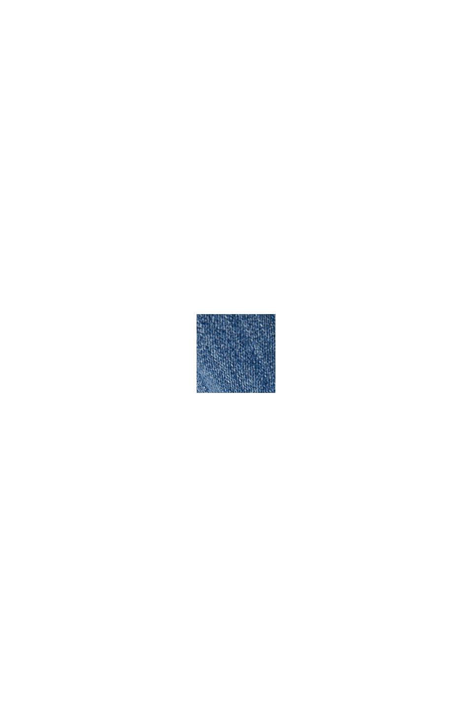 Superstretch-Jeans mit Used-Effekten, BLUE LIGHT WASHED, swatch