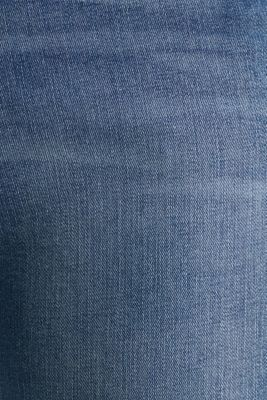 Shaping jeans with a high waistband, BLUE MEDIUM WASH, detail