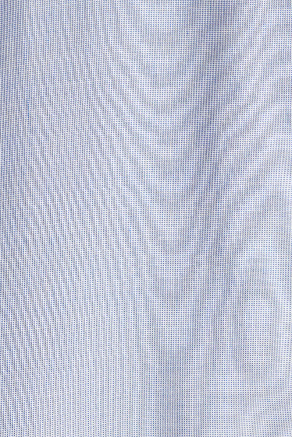 Blouse with Henley neckline, LIGHT BLUE, detail image number 4