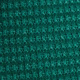 Basic jumper with a ribbed texture, DARK GREEN 5, swatch