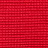 Basic jumper with a ribbed texture, RED, swatch